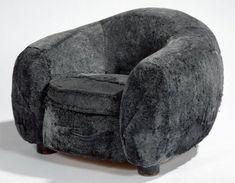 Jean Royère, Polar Bear Chair, c1947.