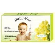 Baby Vac Nasal Aspirator - Safety Superstore
