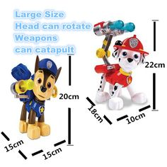$18.92 (Buy here: https://alitems.com/g/1e8d114494ebda23ff8b16525dc3e8/?i=5&ulp=https%3A%2F%2Fwww.aliexpress.com%2Fitem%2FPop-Juguetes-patrulla-canina-toys-Puppets-Action-Figure-Patrol-puppy-toy-for-children-Anime-Brinquedos-pata%2F32390979486.html ) Pop Juguetes Patrulla Canina Toys Puppy Patrol For Children Russian Kids Boy Puppets Dog Anime Action Figure Chase Marshall 20cm for just $18.92