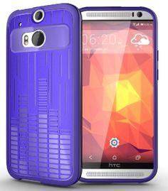 Amazon.com: TUDIA Ultra Slim Melody TPU Bumper Protective Case for HTC One Plus (M8) (Purple): Cell Phones & Accessories