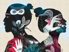Izumi Idoia Zubia   Illustrated Dreams inspiration