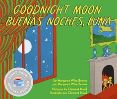 """First-Ever Bilingual Edition of a childhood favorite book - """"Goodnight Moon"""" (Buenas Noches, Luna) http://therosyreport.com/first-ever-bilingual-edition-of-a-childhood-favorite-book-goodnight-moon-buenas-noches-luna/"""