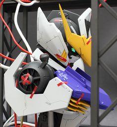 1/48 G-Self Head Model Transformed in 1/48 Gundam Barbatos Bust! Latest Amazing Work by SOMA. Full Review + WIP http://www.gunjap.net/site/?p=270047