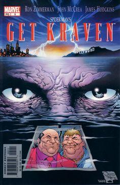 Spider-Man: Get Kraven # 5 by Joe Quesada & Danny Miki