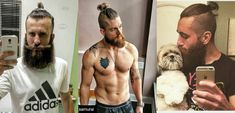 Samurai Knots Hairstyles For Men Have Become Mass Trend | Hairstyles, Haircuts and Hair Colors On Hairdrome.com