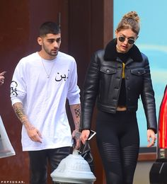 All the Times Gigi Hadid and Zayn Malik Proved to Be the Perfect Style Match