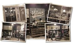 Holmes Bros Store in Rosebank - Johannesburg. Awesome t-shirts etc. Lifestyle Store, Buy Local, Cool T Shirts, Cool Stuff, Stuff To Buy, Cool Outfits, Awesome, Home Decor, Nice Outfits