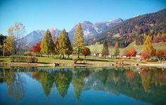 Aich - Austria Austria, Beautiful Places, Mountains, Nature, Photos, Travel, Naturaleza, Pictures, Viajes