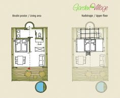 Glamping tents - floor plan Tent Camping, Campsite, Glamping Tents, Pre Opening, Cabin Design, Luxury Accommodation, The Great Outdoors, Living Area, Floor Plans