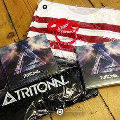 To further build anticipation for Enhanced Recordings and Tritonal's Chapter 002 due out on March 9th, we have teamed up with Enhanced Recordings to give away a signed copy of Tritonia 001 & 002, Enhanced Recordings' wristbands and a t-shirt.