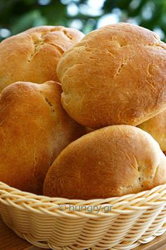 Kitchen Stories, Burger Buns, Bread And Pastries, Dessert Recipes, Desserts, Food Processor Recipes, Food And Drink, Cooking Recipes, Vegetarian
