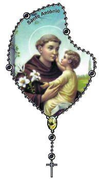 ´¯`* MENSAGENS *´¯`: Oração dos três pedidos a Santo Antônio