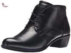Ecco  ECCO TOUCH 35, Bottes Chelsea courtes, doublure froide femmes - Noir - Noir, 42 EU - Chaussures ecco (*Partner-Link)