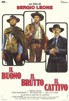 El bueno, el feo y el malo (1966) - FilmAffinity