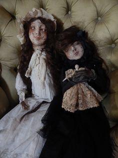 Orasie  & Elsie Dolls by Candice Angélini www.candiceangelini.com