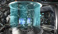 sci fi concept art - Hledat Googlem