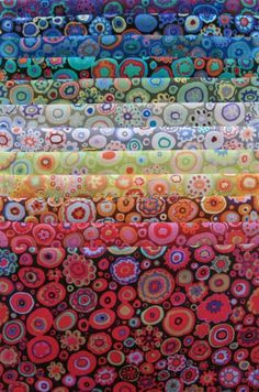 Your place to buy and sell all things handmade Fabric Remnants, Fabric Scraps, Free Spirit Fabrics, Quilt Material, Quilt Kits, Textile Prints, Blue Fabric, Paper Weights, Fabric Design