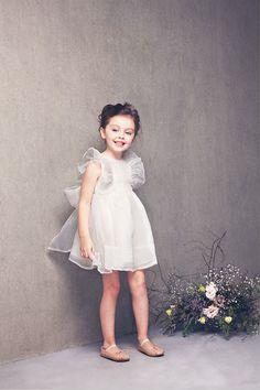 Nellystella LOVE Mae Dress in White