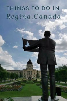 Known as Canada's Queen City, Regina is the province of Saskatchewan's capital city. Home to the RCMP and one crazy football team, you'll feel oh-so patriotic when visiting here. Travel With Kids, Family Travel, Double Kayak, Canada Destinations, Saskatchewan Canada, Visit Canada, Canadian Rockies, Best Cities, Canada Travel