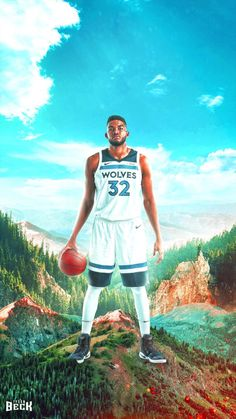 Basketball Is Life, Basketball Posters, Basketball Funny, College Basketball, Anthony Bennett, Karl Anthony Towns, Tracy Mcgrady, Nba Funny, Nba League