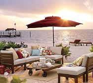 I dream of a beach/lake/bay house.
