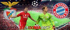 Μπενφίκα - Μπάγερν - http://stoiximabet.com/benfica-bayern-munchen/ #stoixima #pamestoixima #stoiximabet #bettingtips #στοιχημα #προγνωστικα #FootballTips #FreeBettingTips #stoiximabet