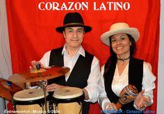 #Concert #CorazonLatino Duo 2016