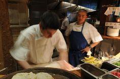 PHILADELPHIA, PA: Zahav Restaurant in Philadelphia...love, love, love...did I say I loved it??  Tayim tasting menu all the way!