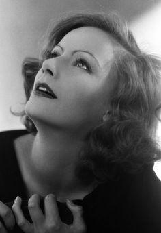Greta Garbo photographed by Edward Steichen, 1928.