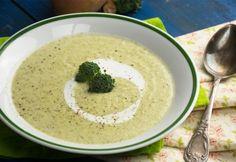 Krémes tejfölös brokkolifőzelék | NOSALTY Eating Well, Hummus, Nom Nom, Ethnic Recipes, Food, Homemade Hummus, Meal, Eat Right, Essen