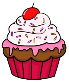 cupcakes desenho png - Pesquisa Google                              …