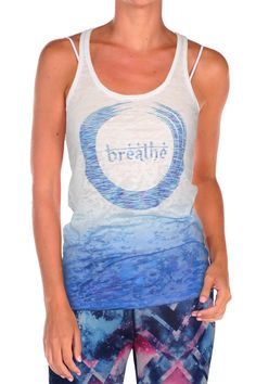 Karmic Fit specializes in the best yoga apparel and accessories with an emphasis on organic clothing, sustainability and eco-friendliness whenever possible Yoga Tank Tops, Athletic Tank Tops, Warrior Yoga, Running Accessories, Dip Dye, Active Wear, Tank Man, Fitness, Mens Tops