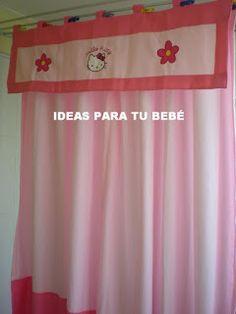 ideas para tu beb ideas de cortinas para bebs