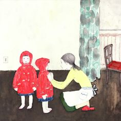 Estos días han sido de esos fríos, grises, en que dan ganas de quedarse hasta tarde en cama, leyendo, o ponerse las pantuflas o un grueso p...
