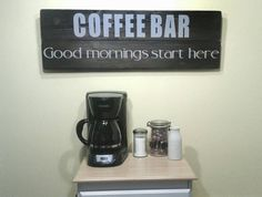 Check out this item in my Etsy shop https://www.etsy.com/listing/468985756/kitchen-decor-coffee-sign-kitchen-wood
