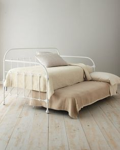 Kensington Iron Bed or Daybed - garnet hill