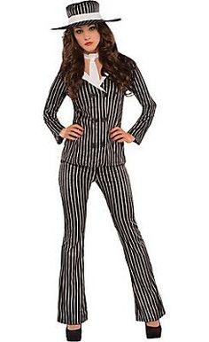 Fannie Fringe Girl Charleston Costume Robe Noir Enfants Costume Fille 20er