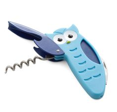 Gift idea under 20euros! Owl Corkscrew - Useful & Glamour Accessories