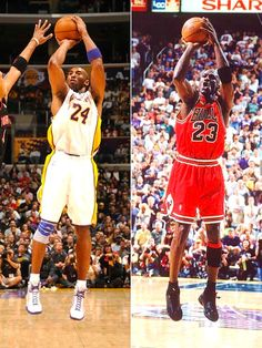 THE UNCANNY SIMILARITY OF GREATEST BASKETBALL PLAYER OF ALL TIME MICHAEL JORDAN AND KOBE BRYANT WILL LEAVE YOU STUNT!