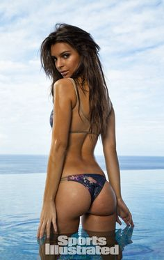 Emily Ratajkowski Swimsuit Photos - Sports Illustrated Swimsuit 2014 - SI.com #MANDALYNN #SWIMWEAR
