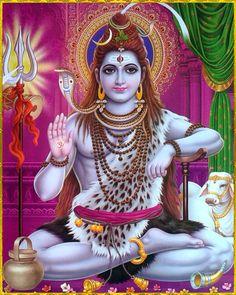 All Mondays are considered as the day of Lord Shiva, Mondays in Karthigai Month is very special according to Skanda Purana. Mahakal Shiva, Shiva Art, Shiva Statue, Krishna Art, Hindu Art, Radhe Krishna, Lord Shiva Hd Images, Shiva Lord Wallpapers, Karma