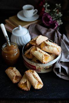 biscotti pizzicati alla marmellataIMG_3700 French Toast, Bread, Cookies, Breakfast, Cake, Desserts, Food, Rezepte, Crack Crackers
