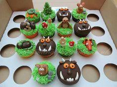 Gruffalo cakes amazing!