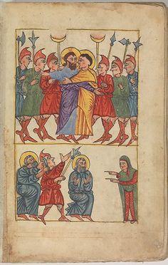 Four Gospels in Armenian | Armenian | The Metropolitan Museum of Art 1434/35