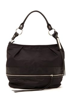 IEOLUS Leigh Medium Expandable Hobo Bag