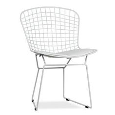Stuhl BERTOIA -White Edition-