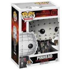 Funko Pop! - Pinhead 134 - Funko Pop! etter Hellraiser