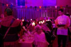 Book Chester Town Hall for a unique themed Christmas Parties
