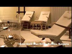 Hotel Sveti Ivan Rilski, Bansko, Bulgaria Bansko Bulgaria, Outdoor Furniture, Outdoor Decor, Sun Lounger, Dining Table, Home Decor, Greece, Tourism, Chaise Longue