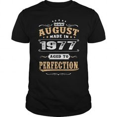 1977 August Aged Perfection